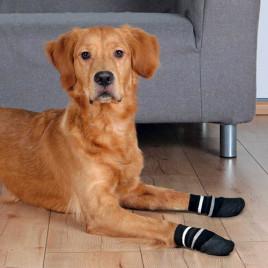 Trixie Köpek Çorabı, Kaymaz XL, 2 Adet Siyah