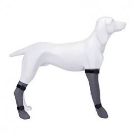 Köpek Çorabı, Su Geçirmez, L 10 Cm&40 Cm Gri