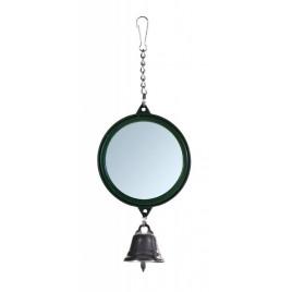 Muhabbet Kuşu İçin Zilli Ayna 5,5 Cm