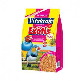 Vitakraft Menü Egzotik Kuş Yemi 500 gr